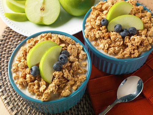 Freeze-Dried Multi-Grain Cereal
