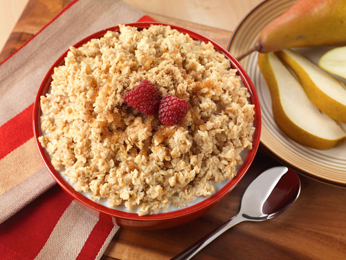 Freeze-Dried Oatmeal with Brown Sugar