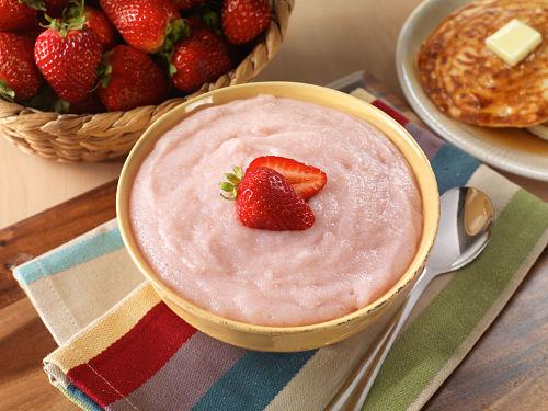 Freeze-Dried Strawberry Creamy Wheat