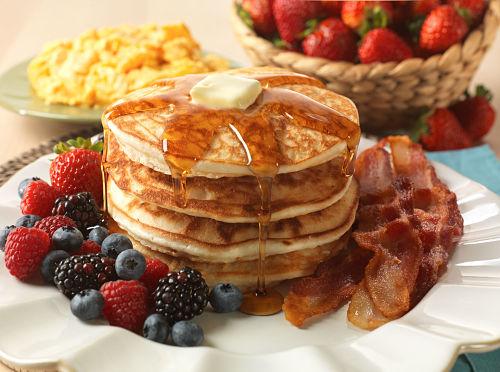 Freeze-Dried Old Fashioned Pancake Mix