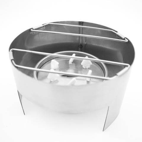 Refillable Stove