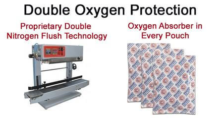 Double Oxygen Protection - Crisis Equipped