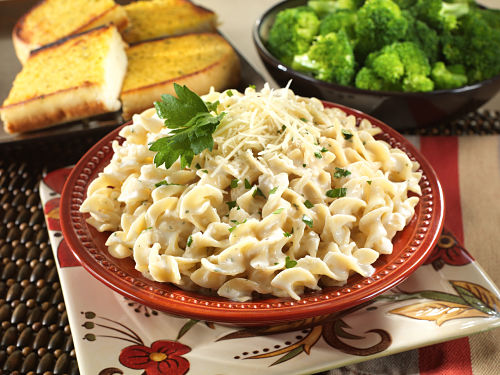 Freeze-Dried Pasta Alfredo