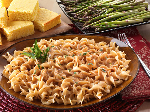 Freeze-Dried Stroganoff
