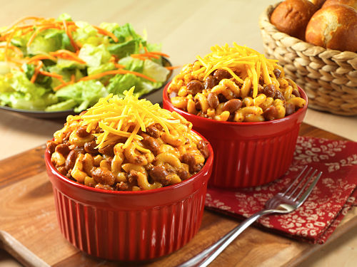 Freeze-Dried Chili Mac