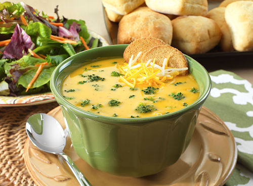 Freeze-Dried Cheese and Broccoli Soup Mix
