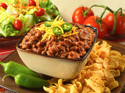 Freeze-Dried Classic Chili Mix