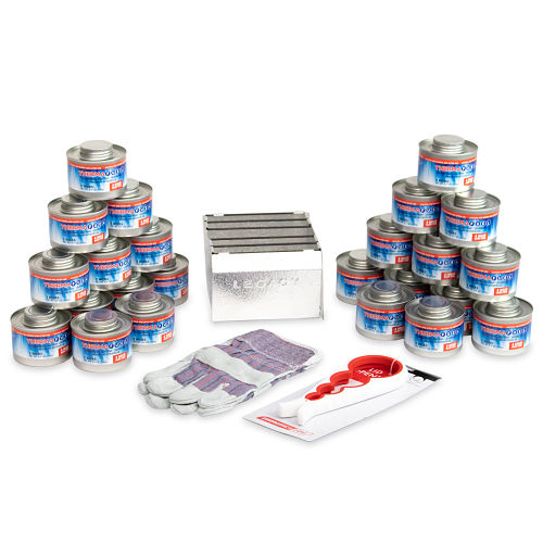 Fuel and stove kit