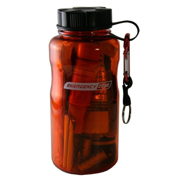 Emergency Survival Bottle