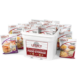 long term food storage supply
