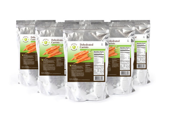 Carrots 6-Pack