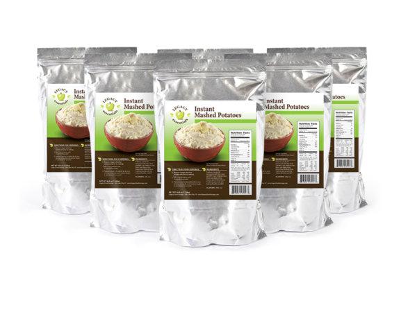 Mashed Potatoes 6-Pack