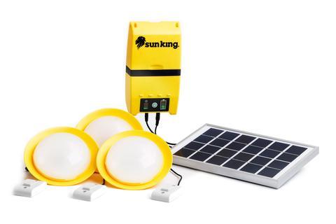 Solar Home SK-407