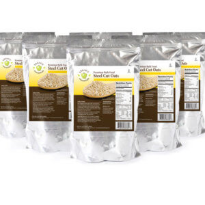 Steel Cut Oats 6-Pack