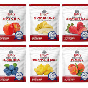 freeze dried fruit bundle