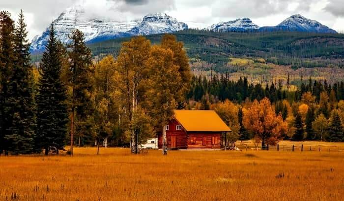 The Top 12 U S  States for Homesteading