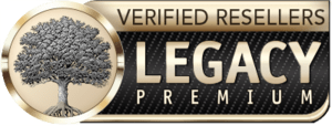 Legacy Premium Reseller Verification
