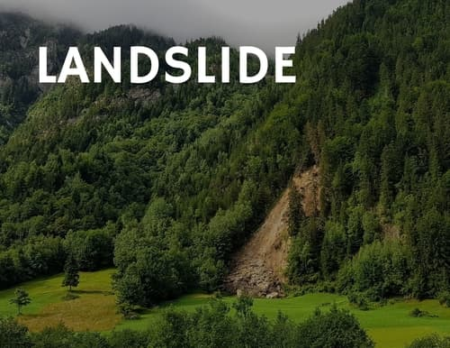 How to prepare for a landslide
