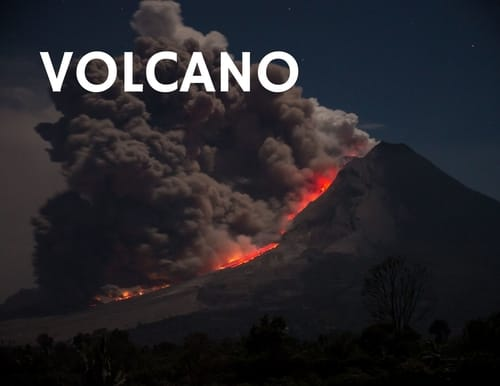 How to prepare for a volcanic eruption