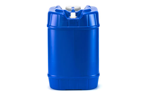 5 Gallon Stackable Blue Water Tank