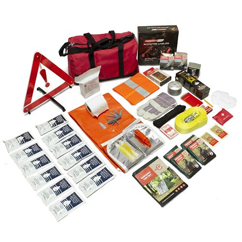 Ultimate Car Emergency Kit