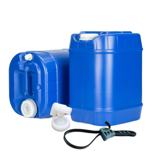10-Gallon Water Storage Container
