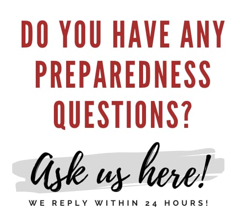 Emergency Preparedness Questions