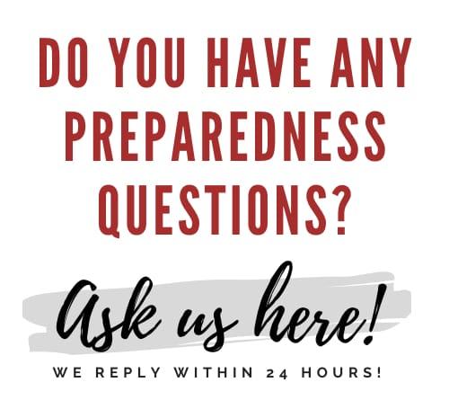 Emergency Preparedness Questions