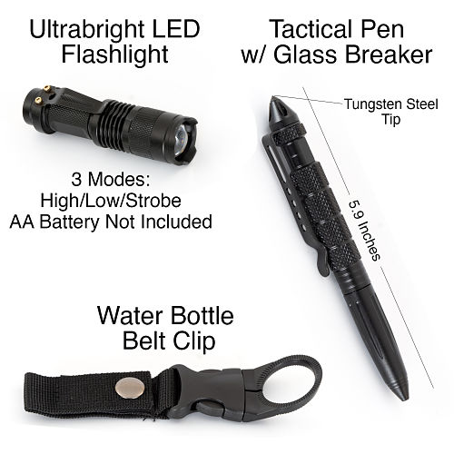 13-in-1 Multi-Tool Survival Kit