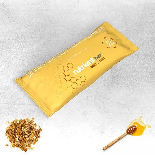 Honey Granola Bar