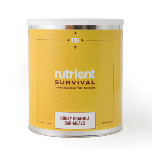 Honey Granola Bar Long-lasting