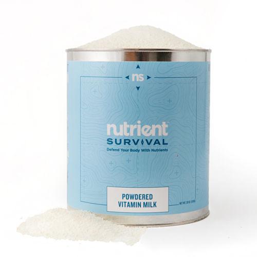 Long-term Powdered Milk