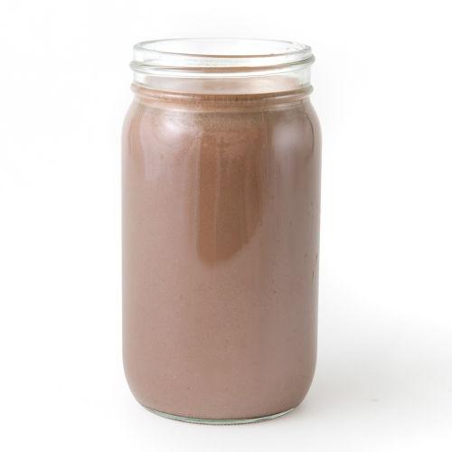 Long-term chocolate shake