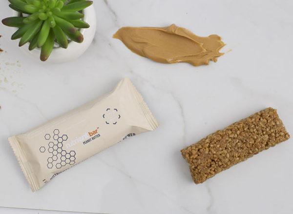 Peanut Butter Energy Bars Long-lasting