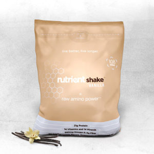 Nutritional Vanilla Shake