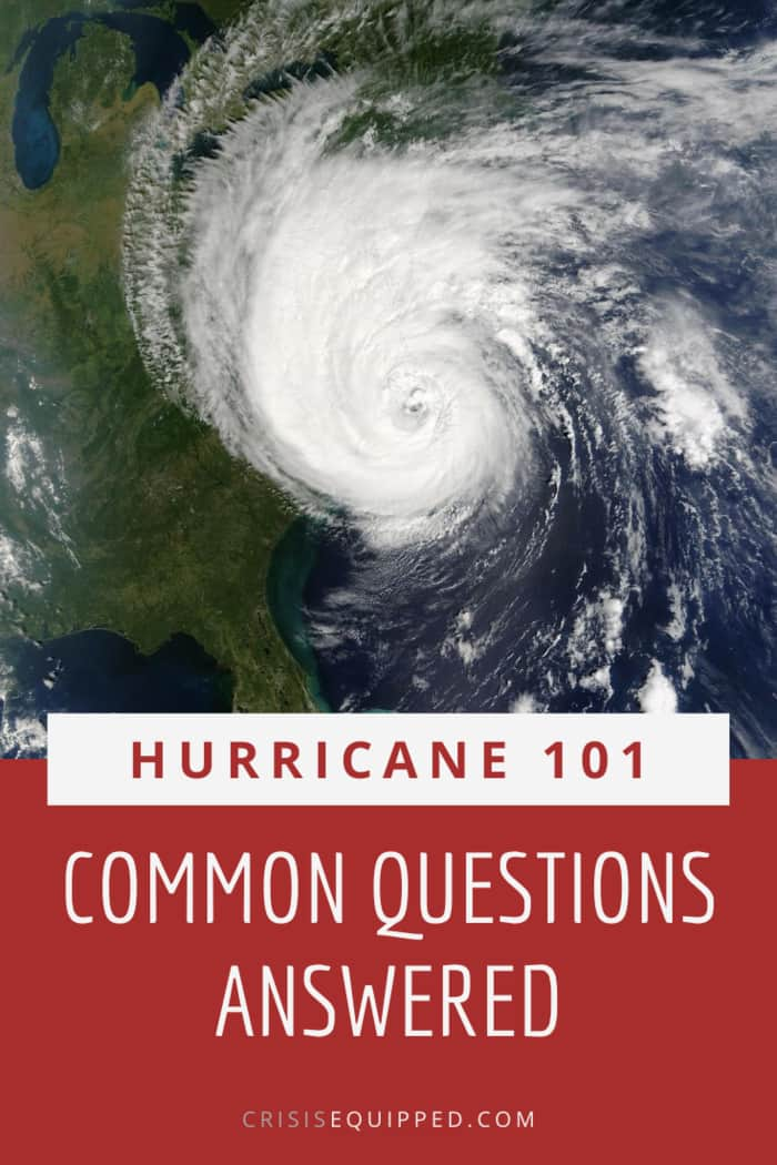 Hurricane FAQs