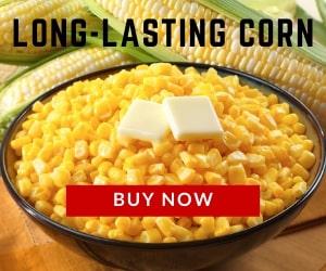 Long-lasting corn