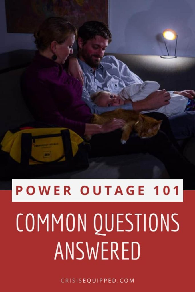 Power Outage FAQs