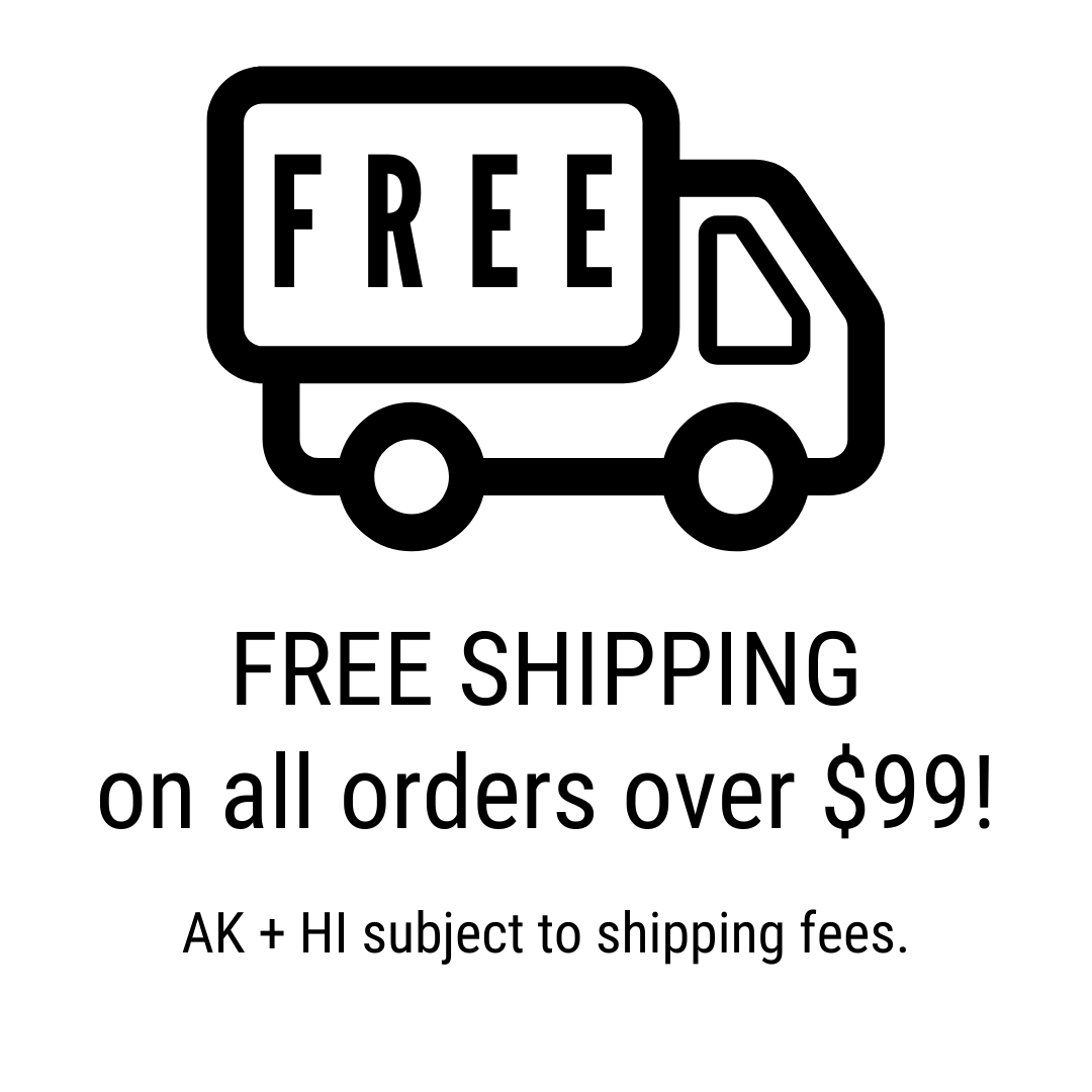 Free shipping policy Crisis Equipped