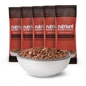 Chocolate Grain Crunch (Single Packets)
